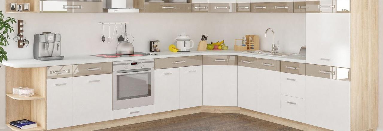 Панорама кухни