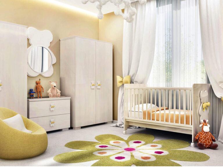 Детская кровать шкаф тумба