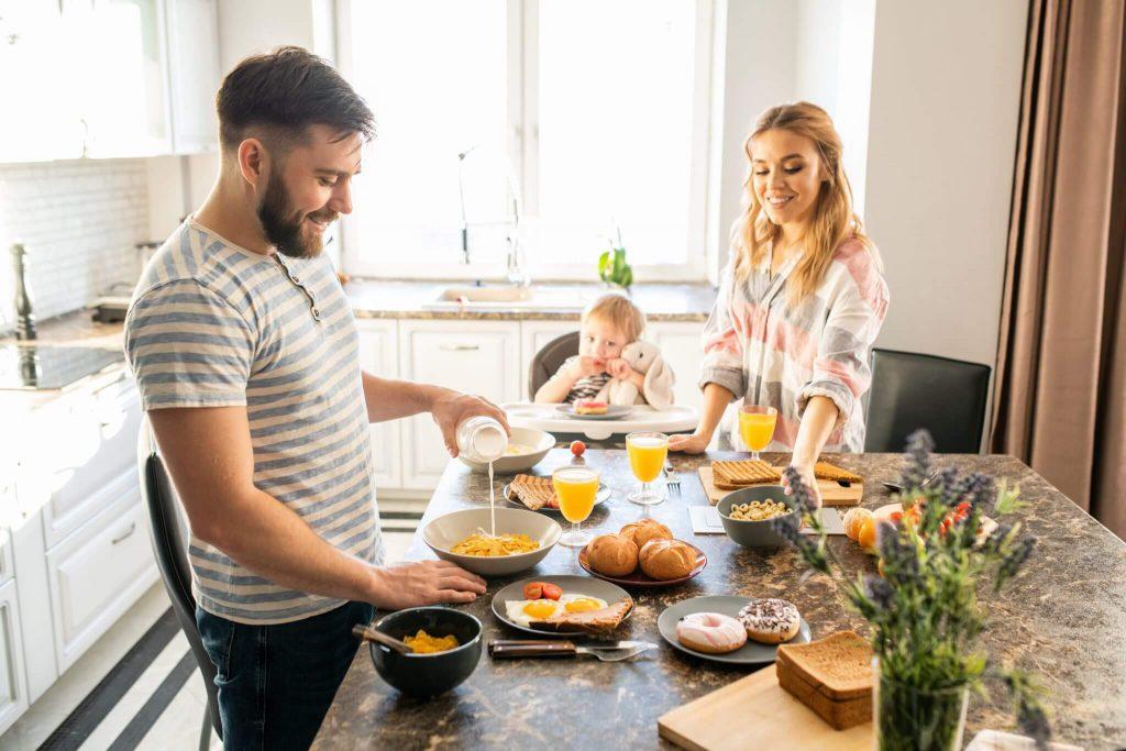 Кухня для семьи