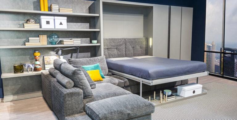 Кровать шкаф диван